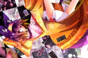 No Game No Life, Hatsuse Izuna, Anime, Anime girls
