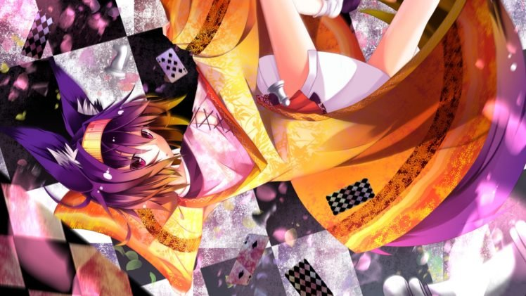 No Game No Life Hatsuse Izuna Anime Anime Girls Hd