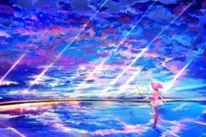 anime, Mahou Shoujo Madoka Magica, Kaname Madoka