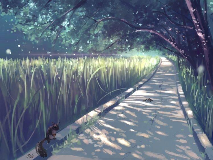 anime HD Wallpaper Desktop Background