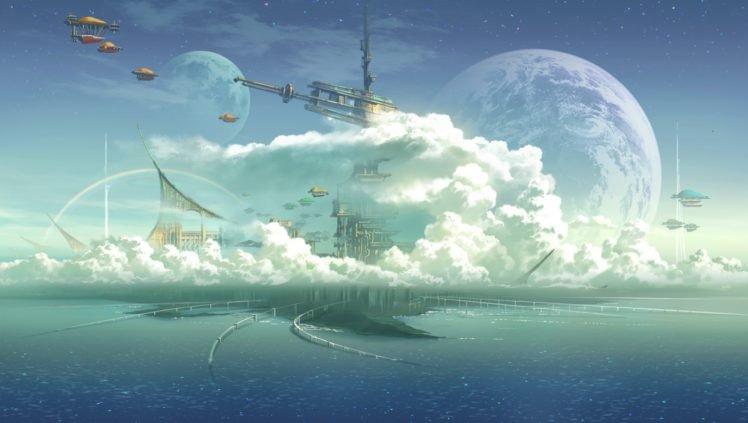 anime, Fantasy art HD Wallpaper Desktop Background