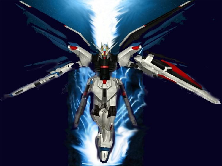 Gundam Seed Zgmf X10a Freedom Mobile Suit Gundam Seed Mobile Suit