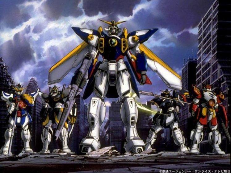 Gundam Wing Gundam Mobile Suit Gundam Wing Hd Wallpapers Desktop And Mobile Images Photos