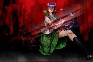 Busujima Saeko, Highschool of the Dead