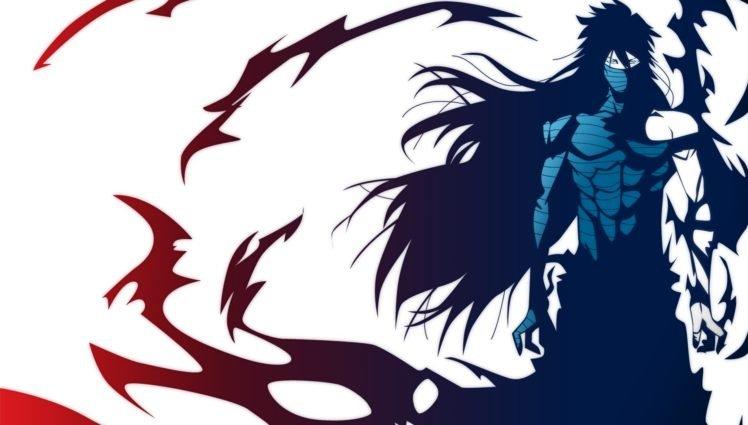 Bleach, Kurosaki Ichigo, Anime boys, Mugetsu, Bandage HD Wallpaper Desktop Background