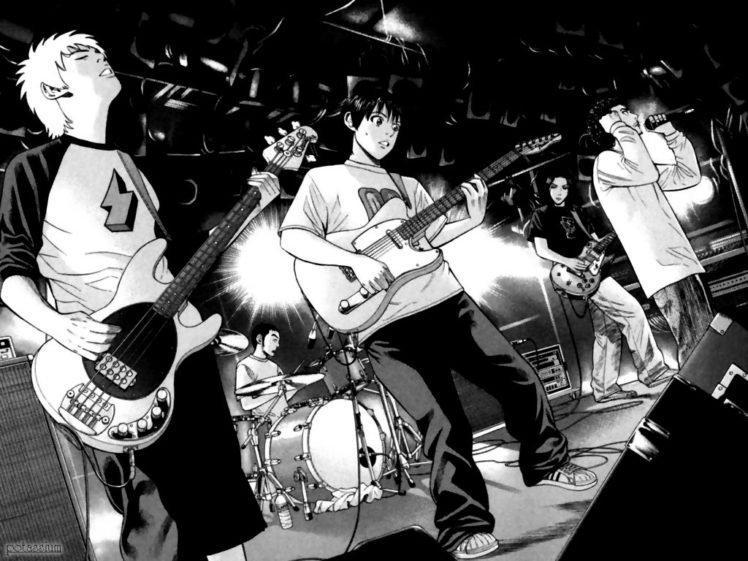 Beck, Anime, Chiba Tsunemi, Sakurai Yuji, Taira Yoshiyuki, Minami Ryuusuke HD Wallpaper Desktop Background