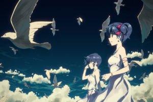 anime girls, DJ Max, Nina Klatt, Seha Klatt