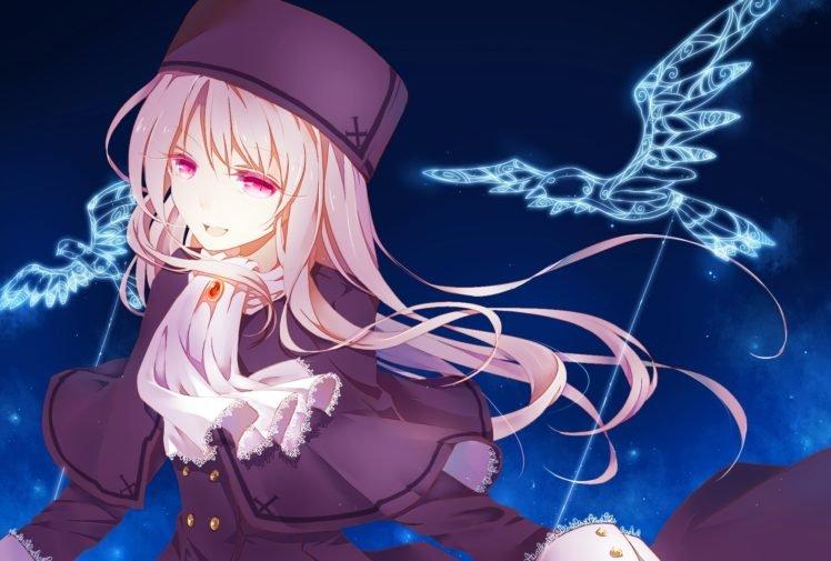 Fate Series, Illyasviel von Einzbern, Anime girls HD Wallpaper Desktop Background