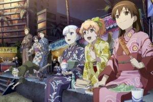 Rinne no Lagrange, Anime, Fin E Ld Si Laffinty, Kyouno Madoka