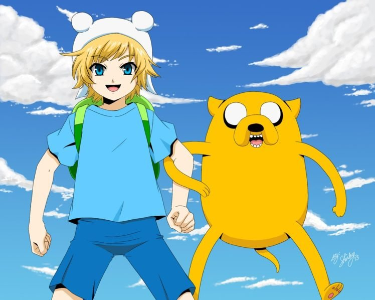 Adventure Time, Jake The Dog, Finn The Human HD Wallpapers