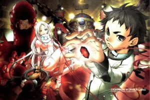 anime, Deadman Wonderland