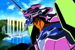 anime, Neon Genesis Evangelion, EVA Unit 01