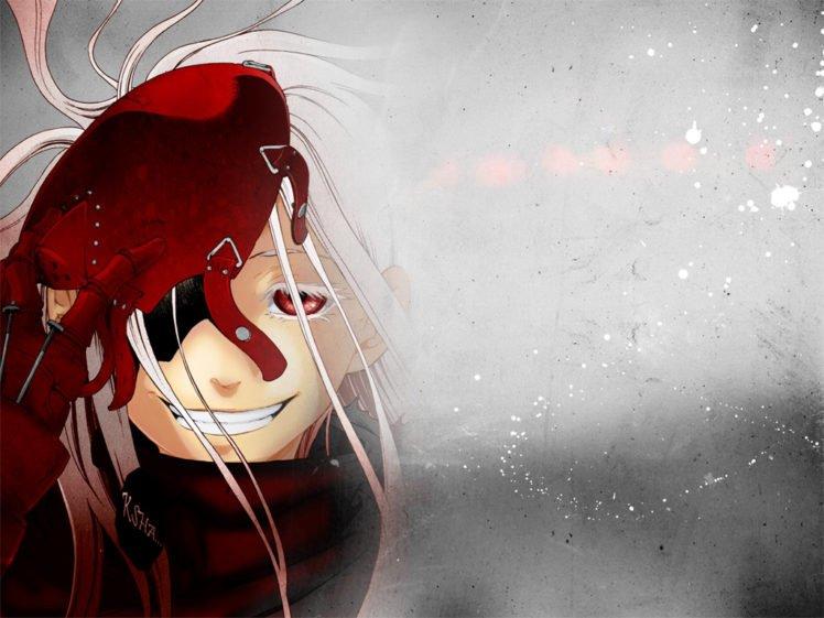 anime, Deadman Wonderland, Shiro (Deadman Wonderland), Wretched Egg HD Wallpaper Desktop Background