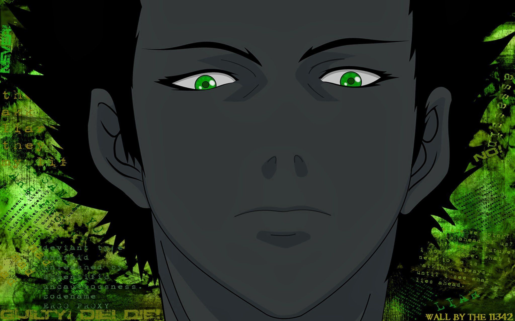 anime, Ergo Proxy Wallpaper