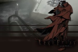 anime, Ergo Proxy