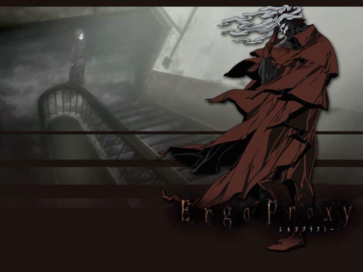 anime, Ergo Proxy HD Wallpaper Desktop Background