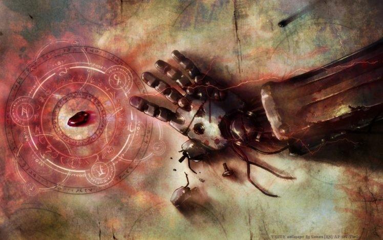 anime, Full Metal Alchemist HD Wallpaper Desktop Background