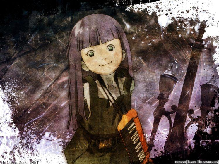 anime, Ergo Proxy, Pino HD Wallpaper Desktop Background