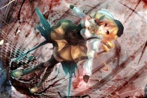 anime, Mahou Shoujo Madoka Magica, Tomoe Mami, Anime girls