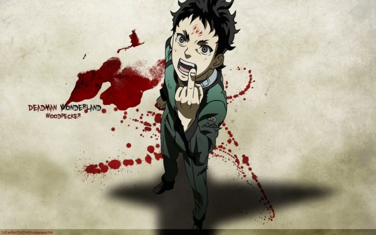 anime, Deadman Wonderland HD Wallpaper Desktop Background