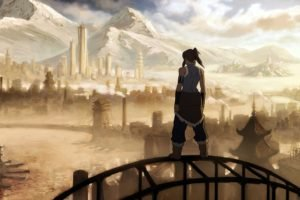 Korra, The Legend of Korra, Republic City