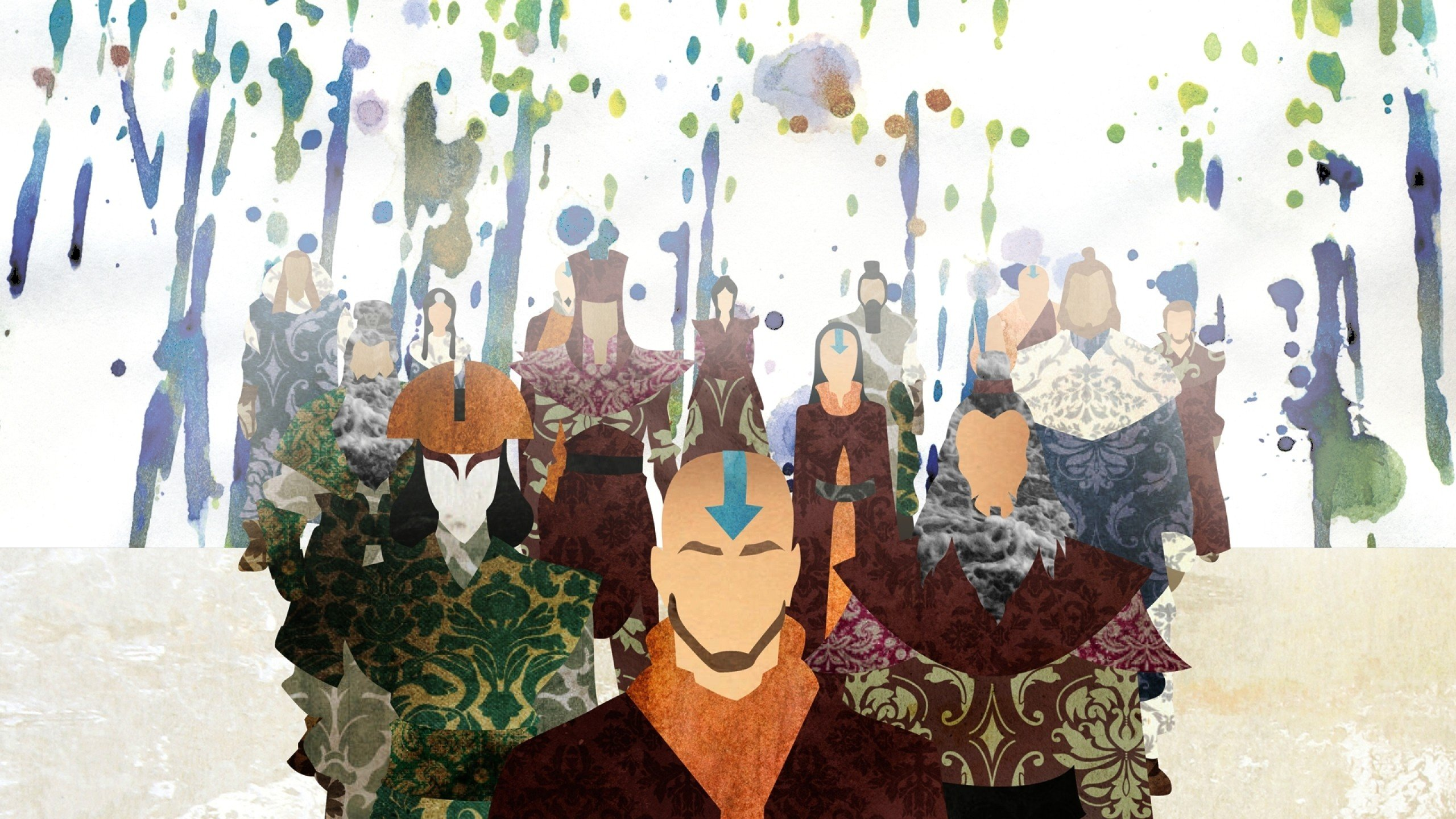 Aang Korra aang, avatar: the last airbender, the legend of korra