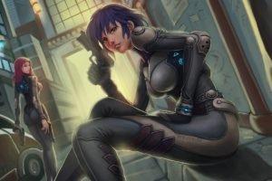 artwork, Anime girls, Anime, Video games