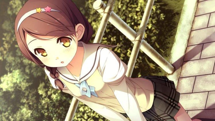 Hirosaki Kanade, Your Diary, Anime girls, Kantoku HD Wallpaper Desktop Background