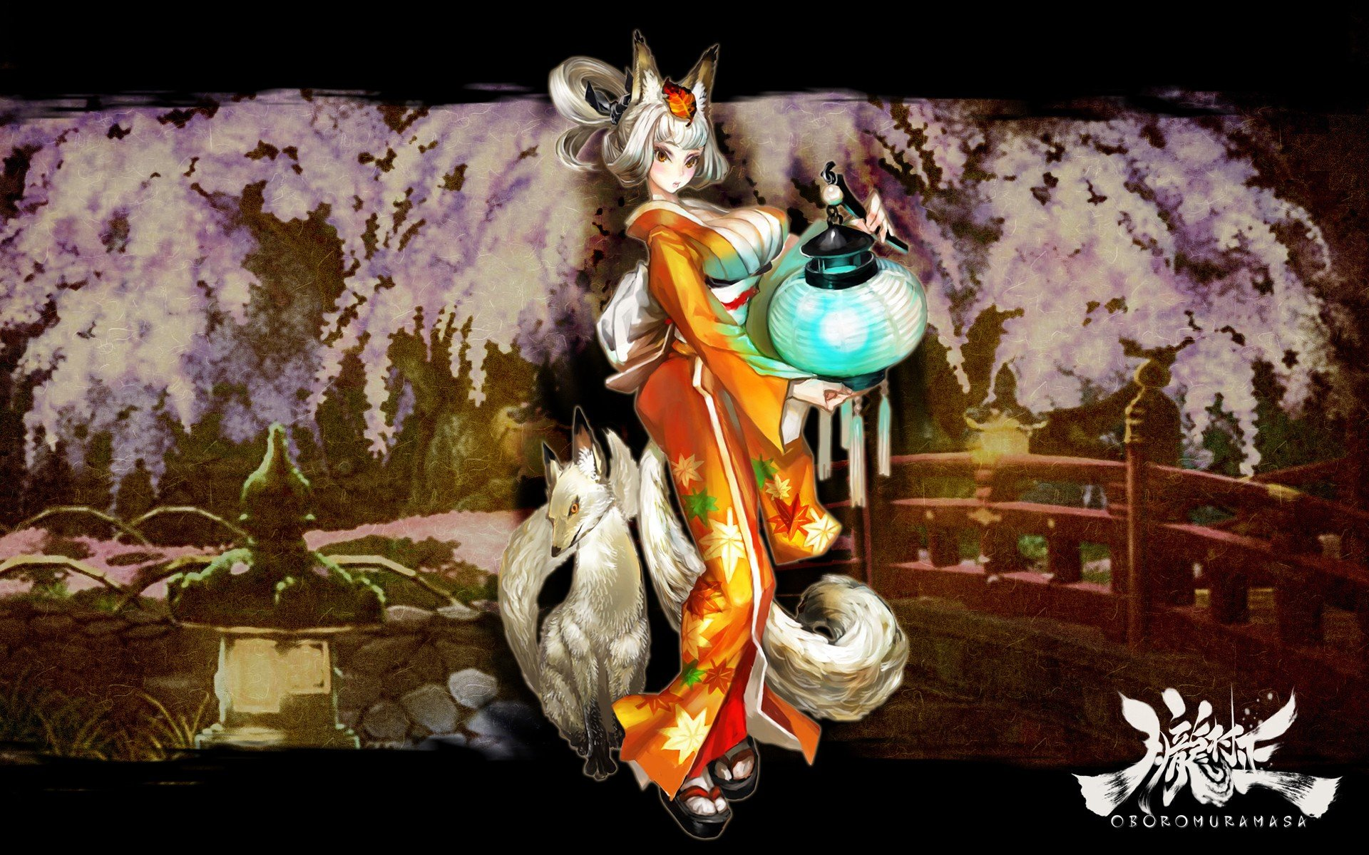Muramasa The Demon Blade Kongiku Hd Wallpapers Desktop And