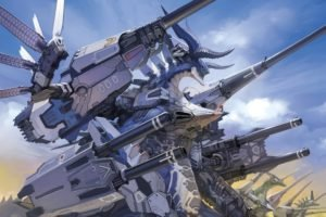 artwork, Fantasy art, Mech, Robot, Dragon, Ar Tonelico