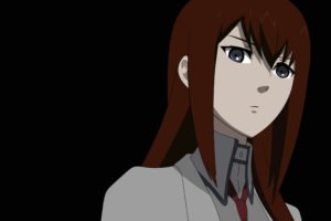 anime girls, Steins;Gate, Makise Kurisu, Redhead