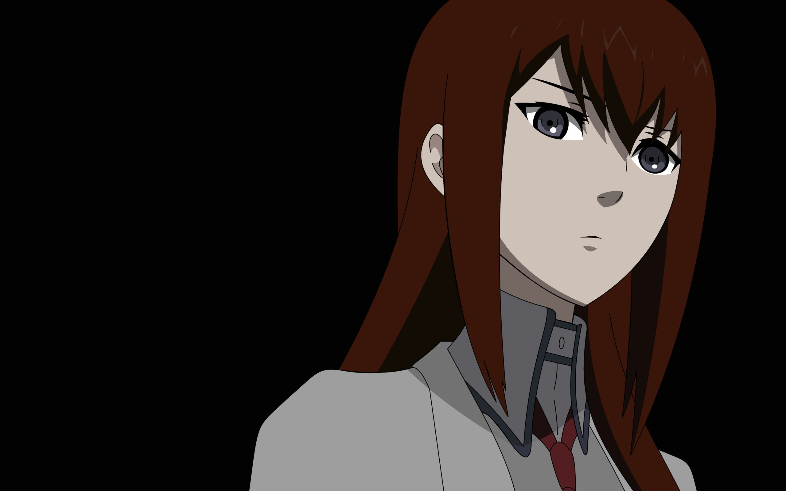 anime girls, Steins;Gate, Makise Kurisu, Redhead HD ...