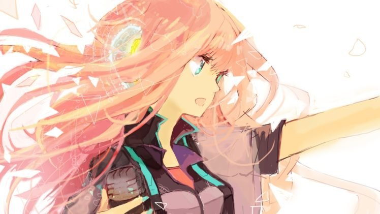 anime, Vocaloid, Megurine Luka, Anime girls HD Wallpaper Desktop Background
