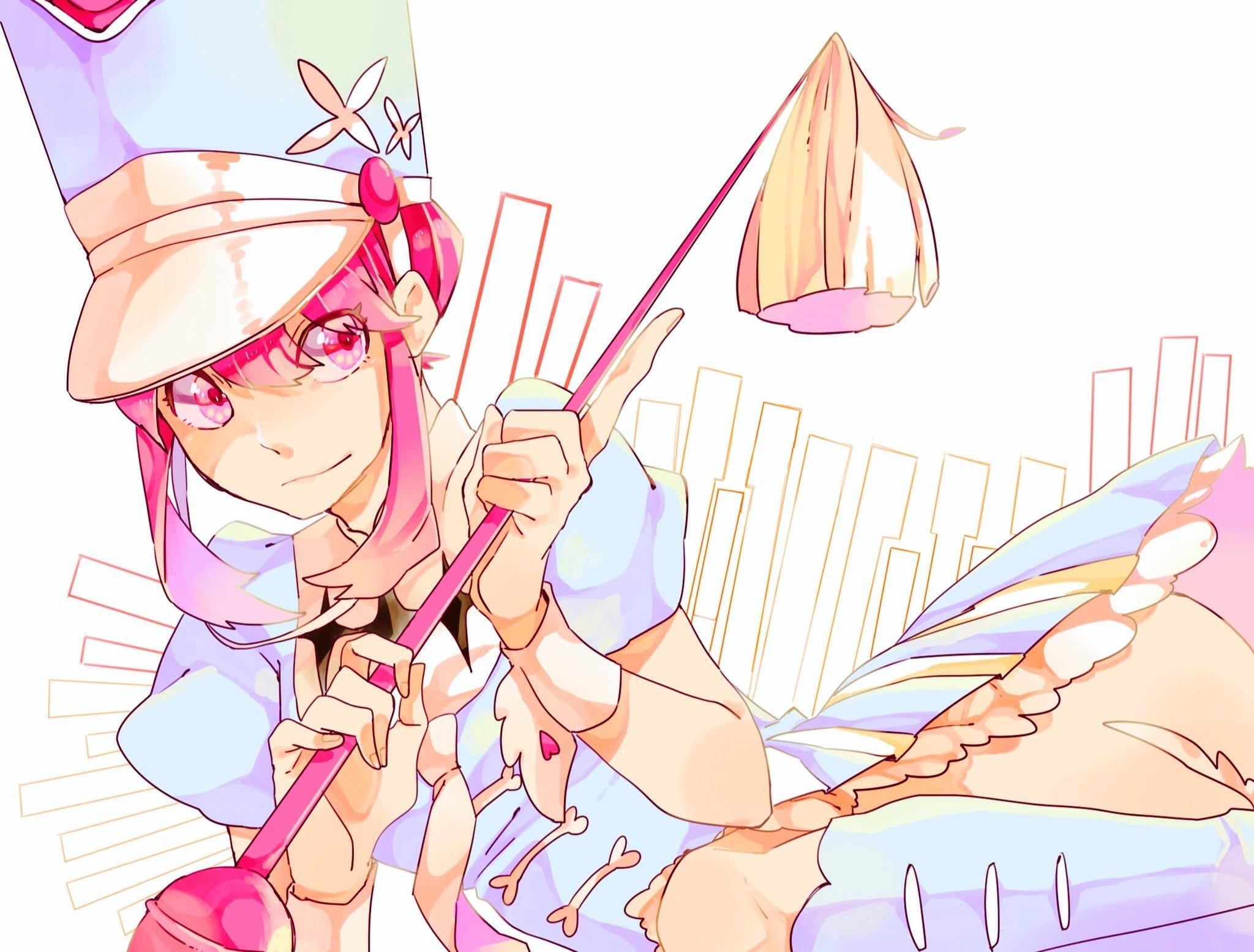 anime, Jakuzure Nonon, Kill la Kill, Anime girls Wallpaper