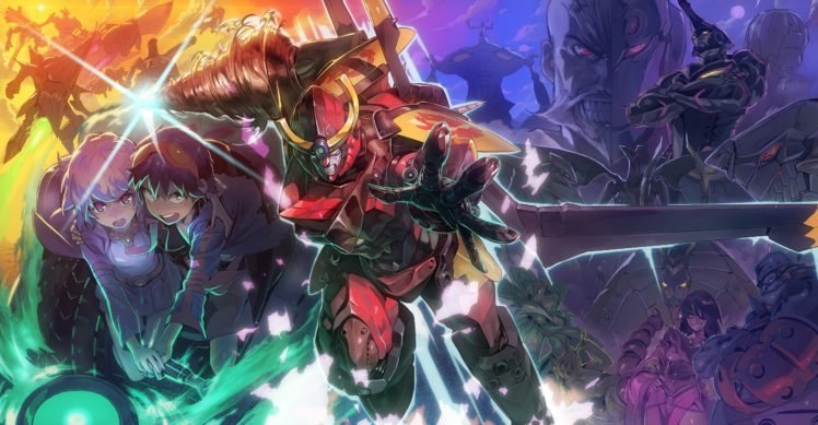 anime, Tengen Toppa Gurren Lagann, Simon HD Wallpaper Desktop Background