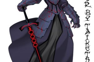 Fate Series, Saber Alter