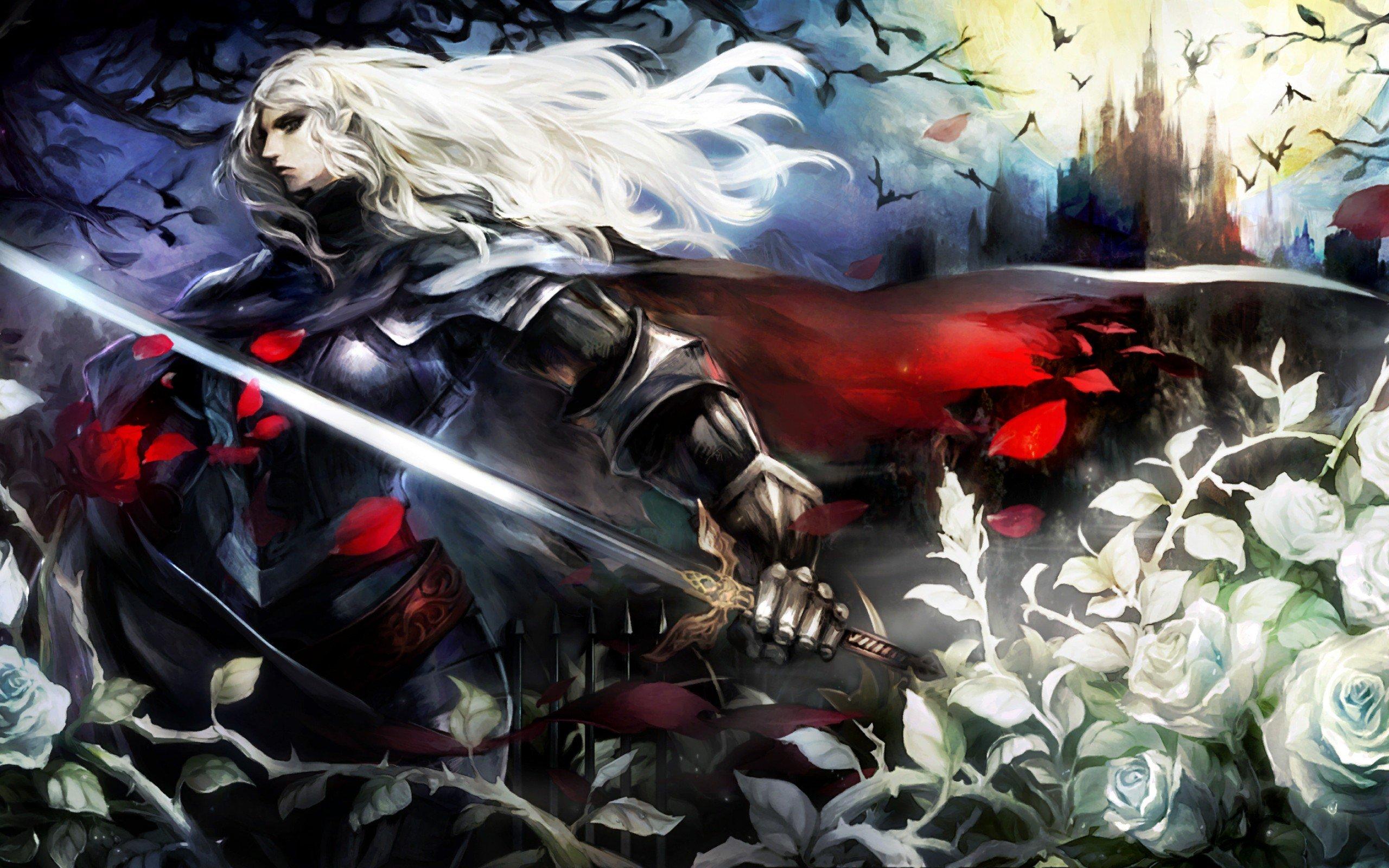 castle, Castlevania, Rose, RPG, Video games, Dragons Crown Wallpaper