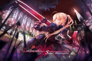 Saber Alter, Fate Stay Night, Anime girls, Fate Series