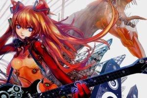 Neon Genesis Evangelion, Asuka Langley Soryu, Anime girls, Anime