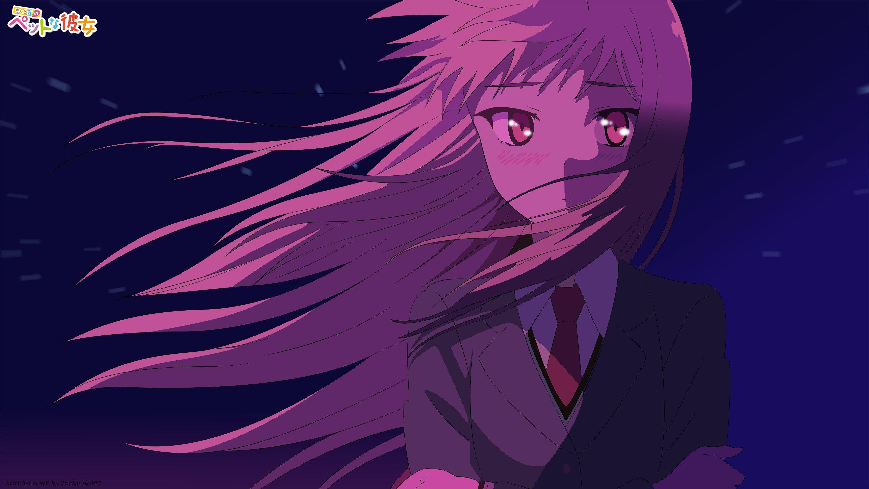 anime girls, Sakurasou no Pet na Kanojo, Shiina Mashiro Wallpaper