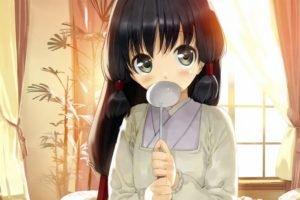 anime girls, Anime, Nanatsu no Fushigi no Owarutoki