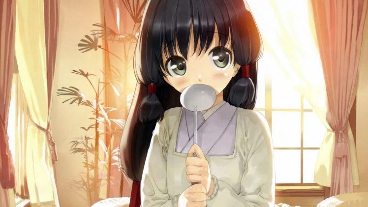 anime girls, Anime, Nanatsu no Fushigi no Owarutoki HD Wallpaper Desktop Background