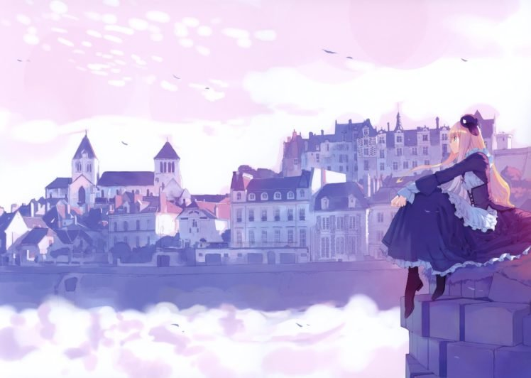 anime girls, Alice in Wonderland, Alice HD Wallpaper Desktop Background