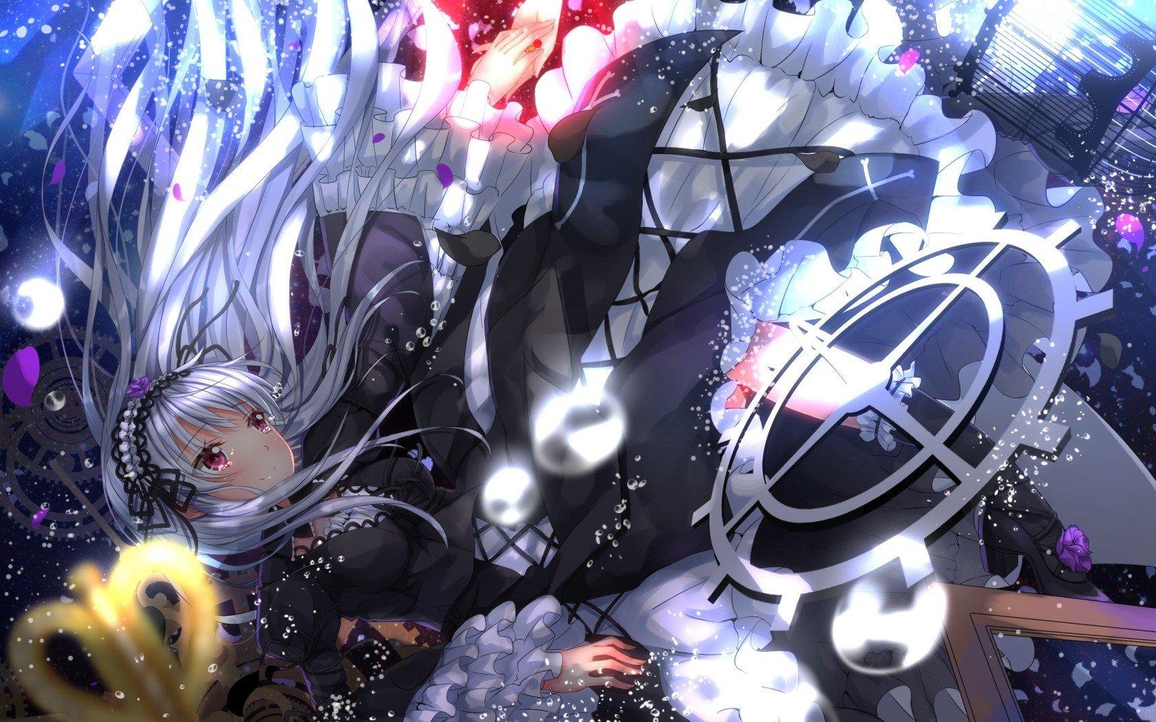 Anime Girls Swordsouls Rozen Maiden Maid Hd Wallpapers