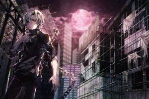 Tokyo Ghoul, Kaneki Ken