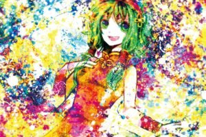 Megpoid Gumi, Vocaloid, Anime