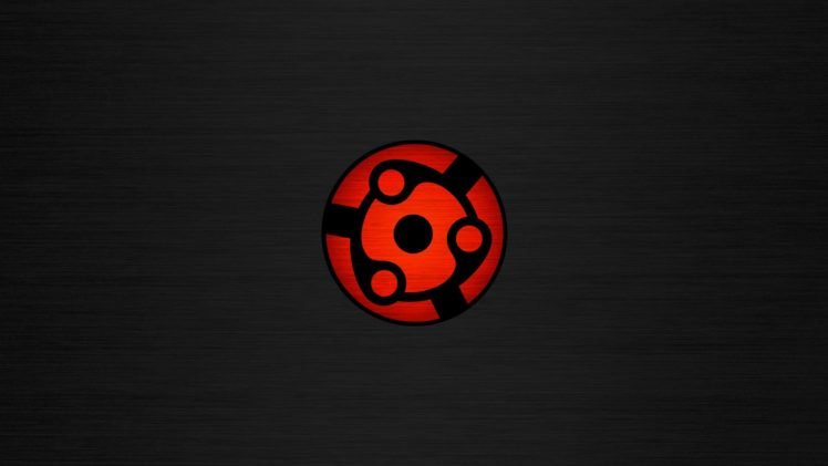97734 Naruto Shippuuden Sharingan simple background