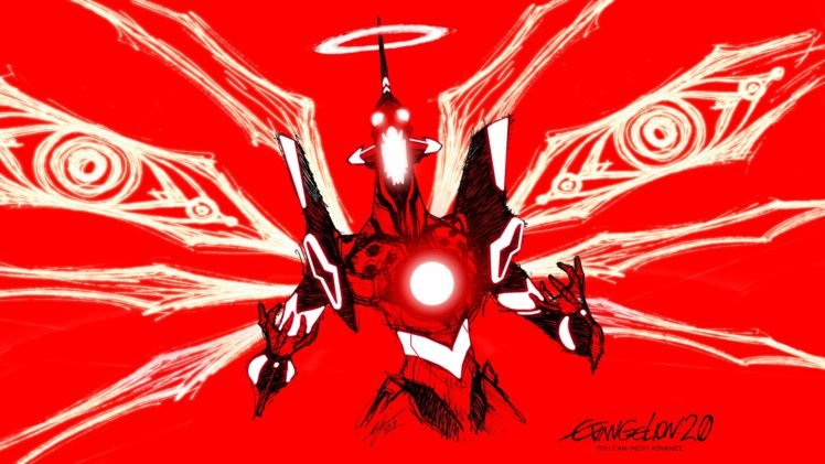 Neon Genesis Evangelion EVA Unit 01 HD Wallpaper Desktop Background