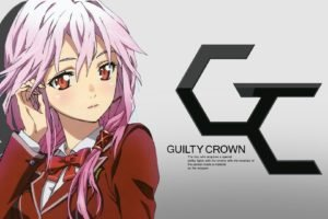 Guilty Crown, Yuzuriha Inori, Anime girls