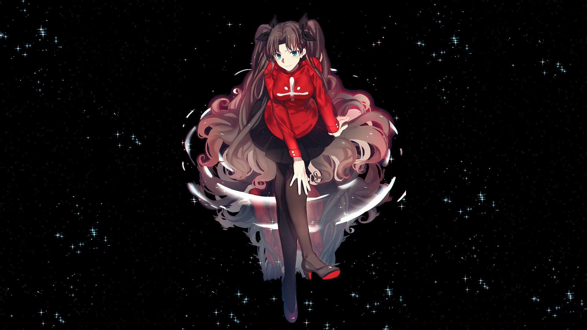Tohsaka Rin, Fate Series, Fate Stay Night, Anime girls ...